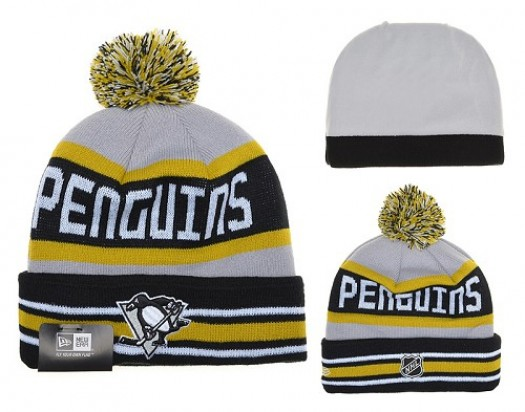 Pittsburgh Penguins Men's Stitched Knit Beanies Hats 014