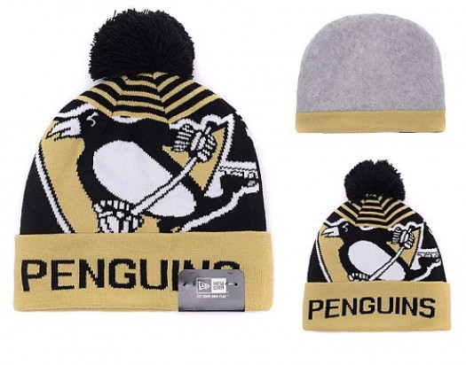 Pittsburgh Penguins Men's Stitched Knit Beanies Hats 018