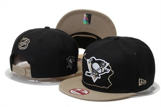 Pittsburgh Penguins Men's Stitched Snapback Hats 002