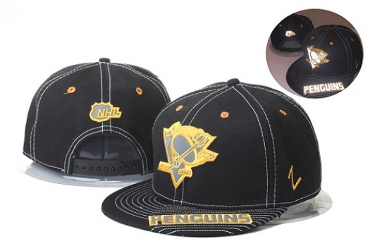 Pittsburgh Penguins Men's Stitched Snapback Hats 003