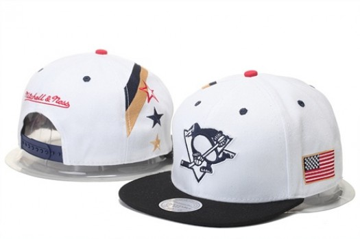 Pittsburgh Penguins Men's Stitched Snapback Hats 004