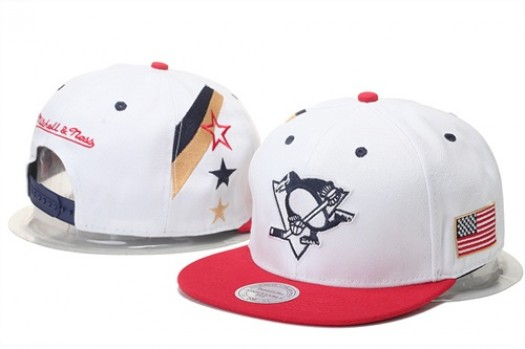 Pittsburgh Penguins Men's Stitched Snapback Hats 005