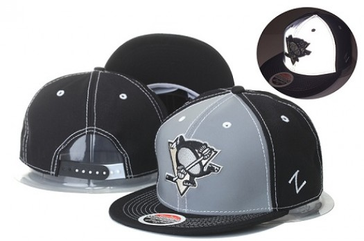 Pittsburgh Penguins Men's Stitched Snapback Hats 007
