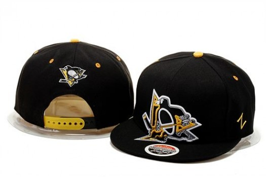 Pittsburgh Penguins Men's Stitched Snapback Hats 010