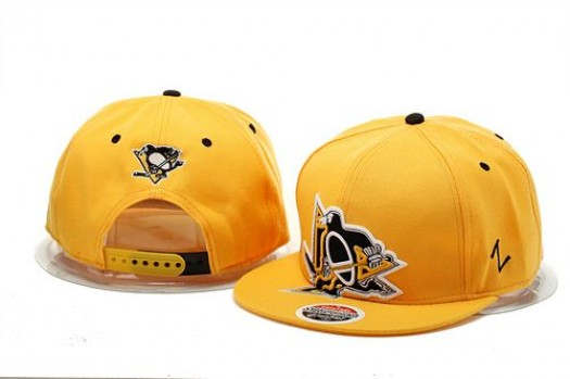 Pittsburgh Penguins Men's Stitched Snapback Hats 011