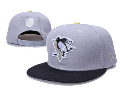 Pittsburgh Penguins Men's Stitched Snapback Hats 012